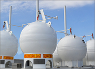 CNG High-Pressure Gas - Oasis Ball Valves, Isolation Valves, Spheres